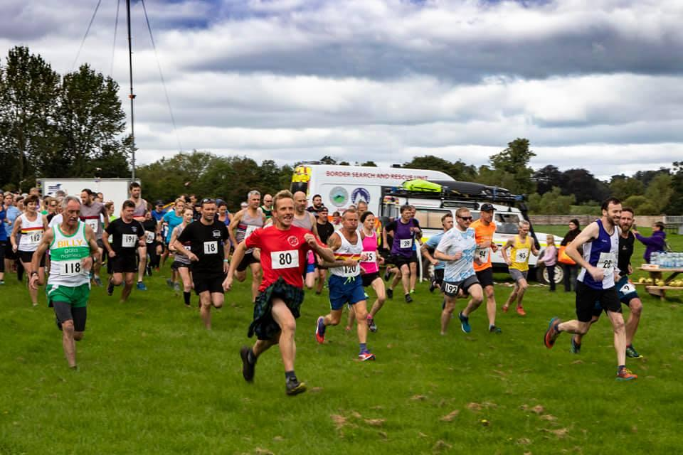 The Border Reiver Trail Series First event is a great success!